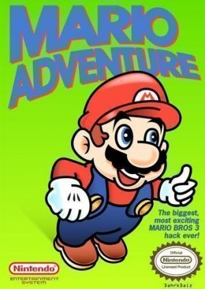 Mario S Adventure Smb1 Hack Rom Download For Nintendo Usa