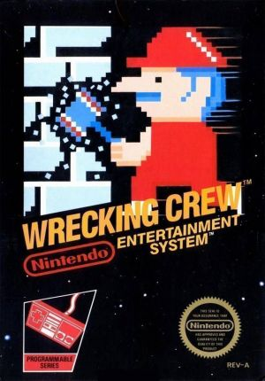 Wrecking Crew (VS) (Player 2 Mode) ROM