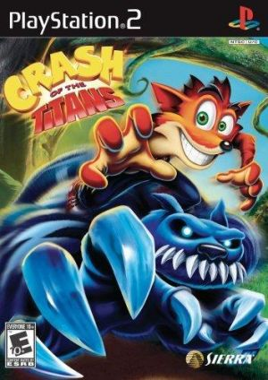 Crash Of The Titans ROM
