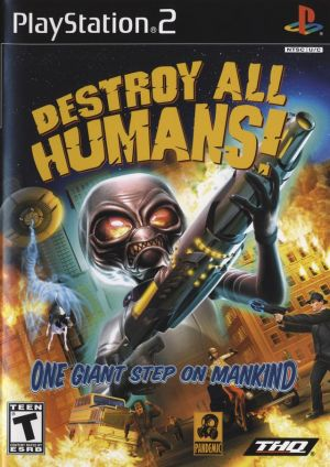 Destroy All Humans ROM