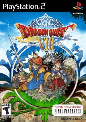 Dragon Quest VIII - Journey Of The Cursed King ROM