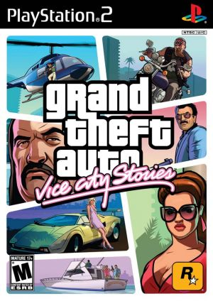 Grand Theft Auto - Vice City Stories ROM