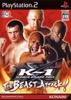 K 1 World Grand Prix The Beast Attack Rom Download For