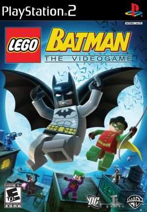 LEGO Batman - The Videogame ROM