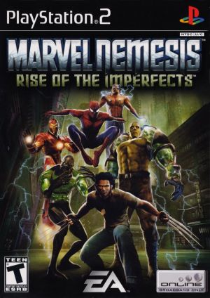 Marvel Nemesis - Rise Of The Imperfects ROM