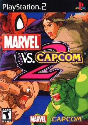 Marvel vs capcom 2 usa rom
