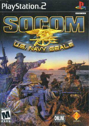 Socom U S Navy Seals Rom Download For Playstation 2 Usa