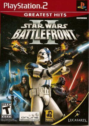 Star Wars Battlefront Ii Rom Download For Playstation 2 Usa