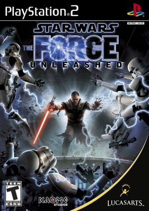 Star Wars The Force Unleashed Rom Download For Playstation 2 Usa