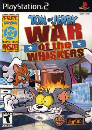 Tom And Jerry In War Of The Whiskers Rom Download For Playstation