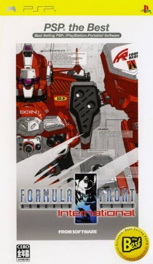 Armored Core - Formula Front International ROM