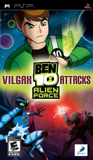 Ben 10 - Alien Force - Vilgax Attacks ROM