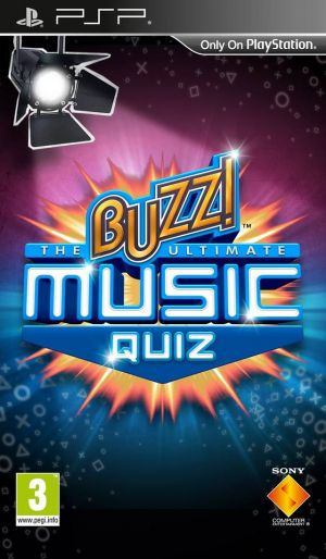 Buzz The Ultimate Music Quiz ROM