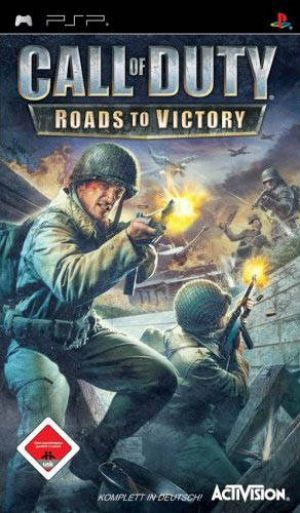 Call Of Duty Roads To Victory Rom Download For Playstation