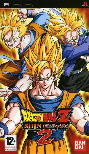 Dragon Ball Z - Shin Budokai 2 ROM