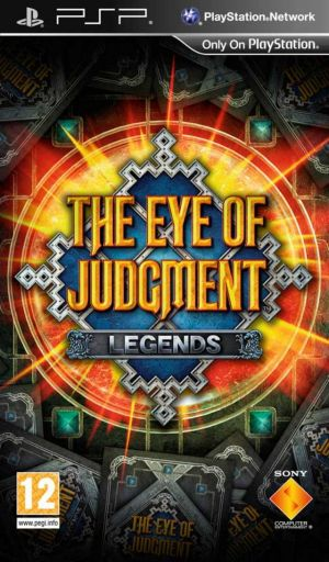 Eye Of Judgment The Legends Rom Download For Playstation Portable Europe