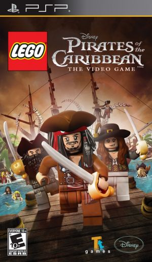 LEGO Pirates Of The Caribbean - The Video Game ROM