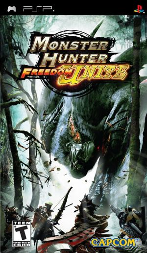 Monster Hunter Freedom Unite Rom Download For Playstation Portable