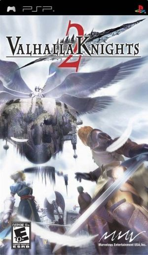 Valhalla Knights 2 Rom Download For Playstation Portable Usa