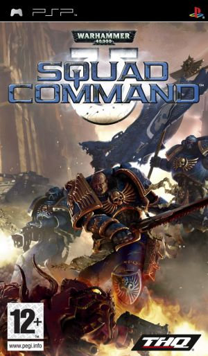 Warhammer 40 000 Squad Command Rom Download For Playstation