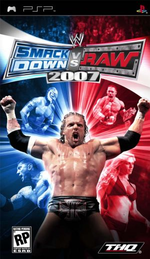 WWE SmackDown Vs. RAW 2007 Rom download for Playstation Portable (USA)