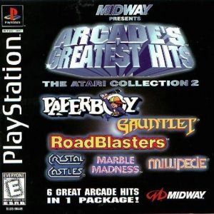 Arcade's Greatest Hits - The Midway Collection 2  [SLUS-00450] ROM