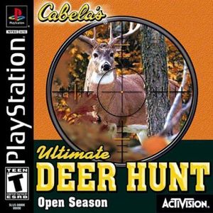 Cabela's Ultimate Deer Hunt  [SLUS-01474] ROM