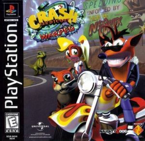 Crash Bandicoot 3 - Warped  [SCUS-94244] ROM