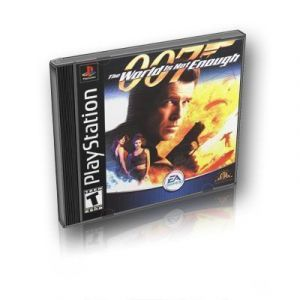 James Bond 007 - The World Is Not Enough [SLUS-01272] ROM