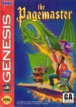 Pagemaster, The ROM