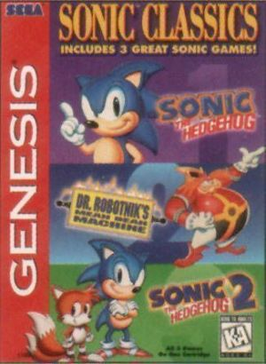 Sonic Compilation A Rev 00 Rom Download For Sega Genesis Usa