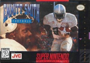Emmitt Smith Football ROM