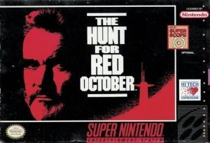 Hunt For Red October, The ROM