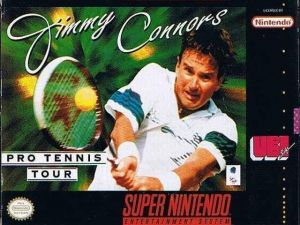 Jimmy Connors Pro Tennis Tour ROM