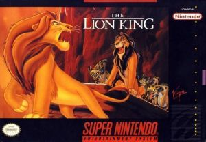 Lion King, The ROM