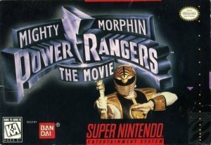 Mighty Morphin Power Rangers - The Movie ROM