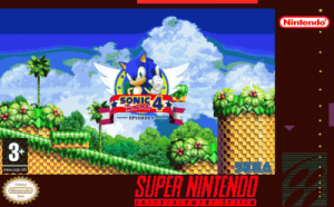 Sonic The Hedgehog (Unl) ROM