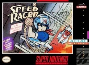 Speed Racer In My Most Dangerous Adventures ROM
