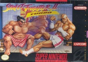 Street Fighter II Turbo ROM