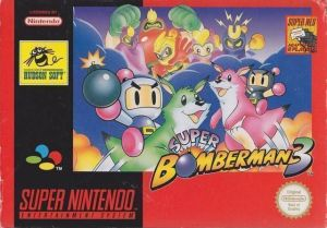 Super Bomberman 3 (33874) ROM