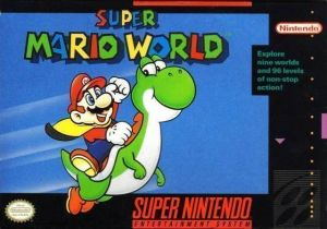 Super Mario All-Stars + Super Mario World ROM