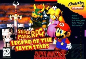 Super Mario RPG - Legend Of The Seven Stars ROM