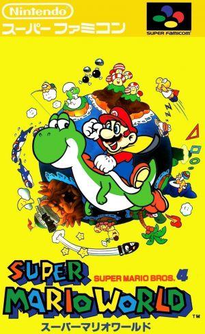 Super Mario World Rom Download For Super Nintendo Japan