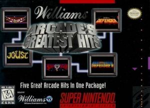 Williams Arcade's Greatest Hits ROM