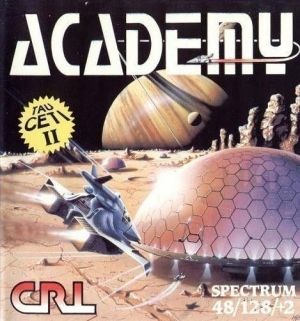 Academy - Tau Ceti II (1987)(CRL Group)(Tape 2 Of 2 Side A) ROM