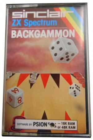 Backgammon (1983)(CP Software) ROM