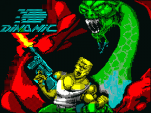 Bestial Warrior (1989)(Dinamic Software)(es) ROM