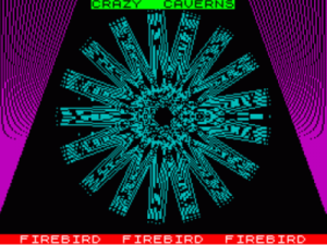 Crazy Caverns (1984)(Firebird Software) ROM