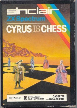 Cyrus IS Chess (1983)(Sinclair Research)[16K] ROM