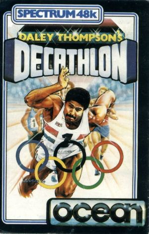 Daley Thompson's Decathlon - Day 1 (1984)(Ocean)[a2][small Case] ROM